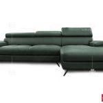 bộ ghế sofa da góc cao cấp cho phòng khách