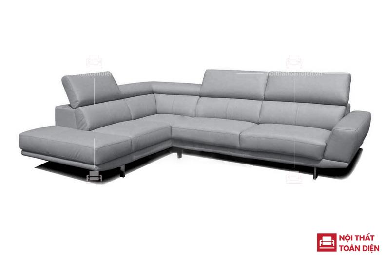 ghế sofa góc mã 140 - bộ ghế sofa da mã 140 đẹp giá rẻ